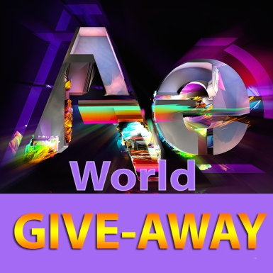 After Effects World Giveaway